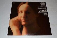 Frederica Von Stade~Mahler~Andrew Davis~CBS Masterworks M 35863~FAST SHIPPING