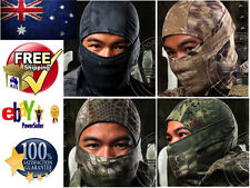 Hunting Ski Fishing Army Hood Balaclava Full Face Mask Neck Warmer Ski Hat Cap