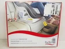 "Britax Non-Slip Vehicle Seat Protector 25.5""x18"" JJJ"