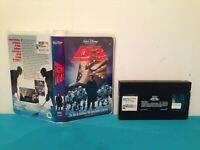 D3 les mighty Ducks VHS tape & case RENTAL FRENCH