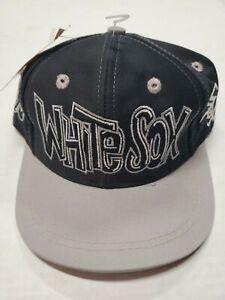 NWT White Sox MLB Baseball Kiddies Twill Drew  Pearson Youth Snapback Hat Cap