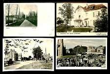 NEDERLAND 1905/1960 = NH- DIV PLAATSEN = 49x AK = FRAAI/PRACHT