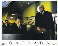 Ethan Hawke and Gore Vidal in Gattaca 1997 vintage movie photo 33265