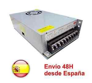 Fuente Alimentacion -Alimentador-Transformador 24V 10A 250W