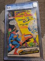 Superman's Pal Jimmy Olsen #147 CGC 8.5 Jack Kirby Story + Art DC