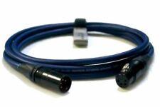 Pro Audeze LCD AKG K1000 Extension Lead 4pin XLR M to 4pin XLR F Van Damme Cable