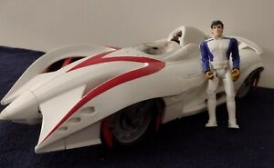 """Mach 6 14"""" Figure From The Speed Racer Movie 2008"""