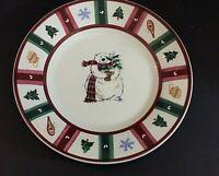 """Pfaltzgraff Snow Bear 8 3/8"""" Salad Plate"""