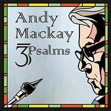 Andy Mackay : 3Psalms CD (2018) ***NEW***