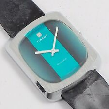 Tissot Blazer coole Design Stahl Herren Armbanduhr - Klassiker aus den 70er J