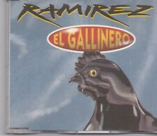 Ramirez-El Gallinero cd maxi single 6 tracks Italo Dance