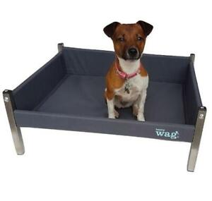 Henry Wag Elevated Dog Bed - All Sizes S M L XL