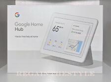"Google Home Hub with Google Assistant Smart 7"" Display - Chalk Grey"