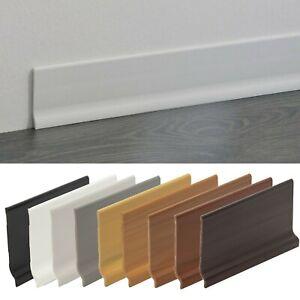 ZOCCOLINO SEMIFLESSIBILE PVC BATTISCOPA DA 2 MT AMBULATORIO VENDITA AL METRO