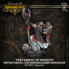 Warmachine - Protectorate of Menoth: Testament of Menoth  PIP32033