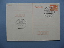 GERMANY DDR, prestamped PC CTO FDC 1986, Palace of the Republic