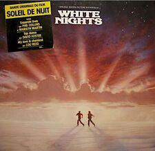 ++PHIL COLLINS/DAVID FOSTER/LOU REED white nights BO LP 1985 ATLANTIC VG++
