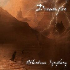 DREAMFIRE - Atlantean Symphony ANTIQUE BOOK PACKAGE CD Dead Can Dance Beethoven