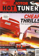 Motor Hot Tuner Autumn 05 HSV Coupe4 JHP WRX S&J Maloo Rhemac 427 Allroad TCCA
