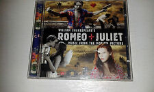 Soundtrack - Romeo + Juliet: GARBAGE, CARDIGANS, WANNADIES, RADIOHEAD ETC.......