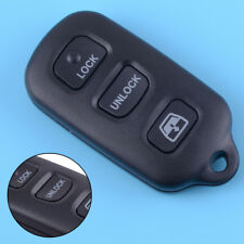 4 Button Remote Key Fob Case Shell Replacement For Toyota 4Runner Camry Corolla