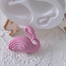 Silicone Cake Mold Flamingo Chic Flexible Mould Resin Clay Pastry Tools