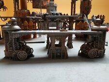 Warhammer 40k terrain -72mm high industrial platform legs Type 1 - 2 pack