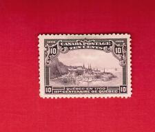 1908   #  101 *  VFH  TIMBRE  CANADA  STAMP  QUEBEC TRICENTENARY