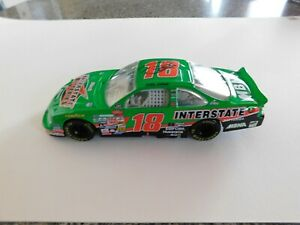 Bobby Labonte Autographed 2000 Interstate Batteries #18 Winners Circle 1/24 Car
