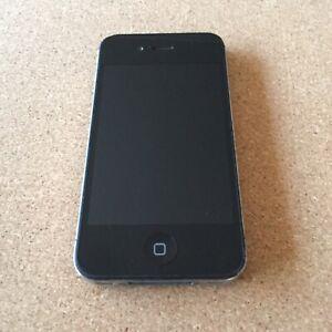 Apple iPhone 4s - 16GB - Black (Unlocked) A1387 (CDMA + GSM) (AU Stock)