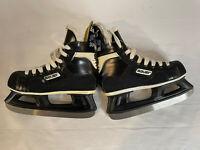 Bauer Junior Supreme  Ice Hockey Skates Black Size US Shoe Size 1