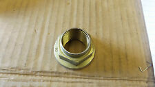 New Genuine Vauxhall Movano A 15 inch Wheel Driveshaft Nut   9161786   V31