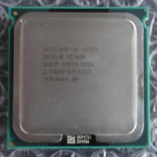 Intel slbc5 x3323 XEON QUAD CORE 2.50GHz/6M/ 1333 SOCKET 771 PROCESSORE CPU