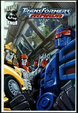 DW Comics TRANSFORMERS Armada #9 NM 9.4