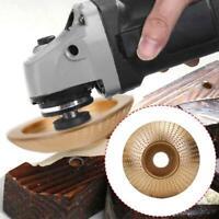 Hartmetallschleifscheibe Holzschleifen Carving-Tool für Winkelschleifer V9N8