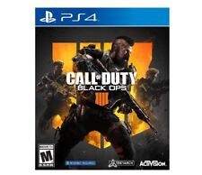 Call of Duty: Black Ops 4 (PS4, 2018 ) IMPORT English/Spanish (Works in USA)