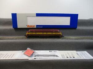 Roco H0 63482 Diesellok der CFL BR 1601 Digital DCC in OVP