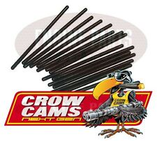 "HOLDEN 253 308 304 EFI 5.0L PUSHRODS CROW SUPERDUTY 1 PIECE + 100"" PR974-16"