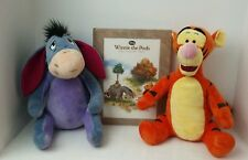 Winnie The Pooh Kohls Cares Disney Book and Plush Set