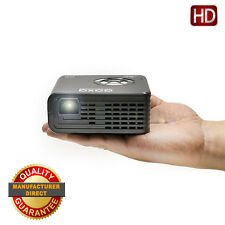 AAXA P5 HD LED Pico Projector, 300 Lumens, 120-Min Battery, Media Player (NEW)