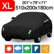 420D Oxford SUV Car Cover Waterproof Sun Snow Dust Rain Resistant Protection XL