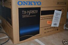Onkyo TX-NR809 THX zertifiziertes 7.2 - Channel Network A/V Receiver