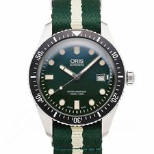 ORIS Divers 65 733 7720 4057DGRI Date 100m Rotating Bezel Automatic Watch