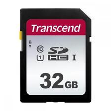 Transcend TS32GSDC300S Sdhc 32gb Uhs-i U1 300-series