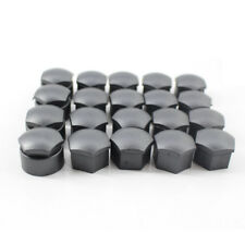 Wheel Lug Nut Bolt Center Cover Gray Caps for Audi Skoda 1pcs 22mm sALE
