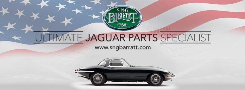 SNG Barratt Jaguar Parts
