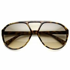 Gafas de sol de hombre aviador de plástico, de 100% UVA & UVB