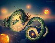 Poster A3 Dragon Ball Shelong 02