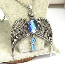 New Harry Potter Lost Diadem Of Ravenclaw Horcrux Pendant Necklace & Gift Bag BL