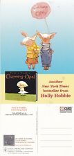 CHARMING OPAL A BOOK BY TOOT & PUDDLE ADVERTISING UNUSED COLOUR POSTCARD